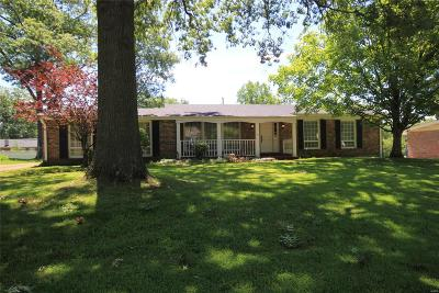 Ballwin Single Family Home For Sale: 420 Claymont