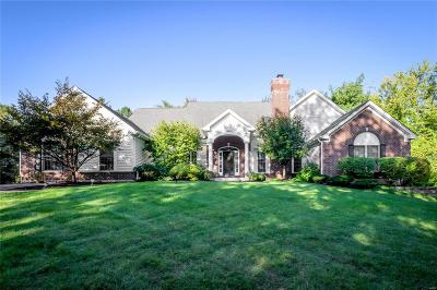 Creve Coeur Single Family Home For Sale: 131 North Spoede