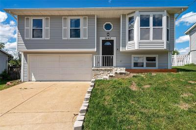 Arnold Single Family Home Active Under Contract: 2647 Kelly Renee