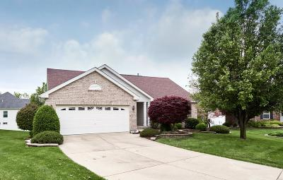 Wentzville Single Family Home For Sale: 1810 Mulligan Court