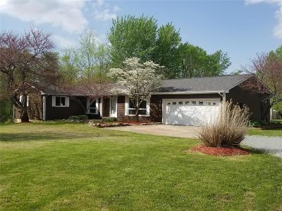 Farmington Single Family Home For Sale: 123 Terrace Garden