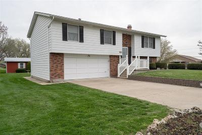 Ste Genevieve Single Family Home Active Under Contract: 460 Oak