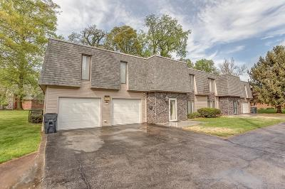 Belleville Multi Family Home For Sale: 7606 Foley Drive #7606 & 7