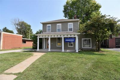 Collinsville Single Family Home For Sale: 514 West Main