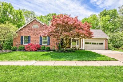 Ballwin Single Family Home For Sale: 530 Cool Dell Court