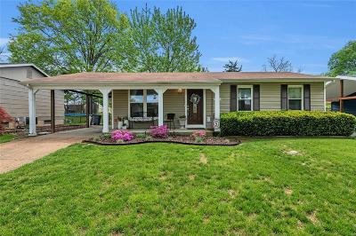 Fenton Single Family Home For Sale: 1228 Trails Drive