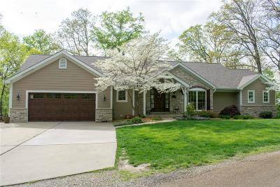 Monroe County Single Family Home Active Under Contract: 7260 Covered Bridge Drive