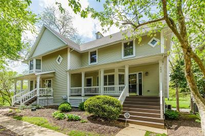 Condo/Townhouse Active Under Contract: 462 Reavis Place