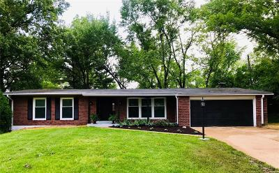 Single Family Home Active Under Contract: 363 Greenbriar Lane