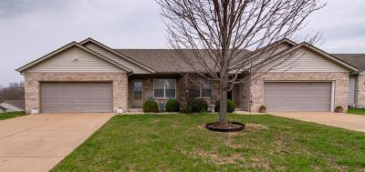 Franklin County Single Family Home For Sale: 1477 Eugenia Drive