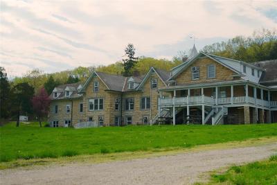 Marthasville Farm For Sale: 11900 Emmaus Drive