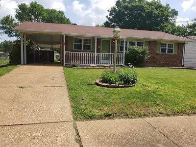 Florissant Single Family Home For Sale: 315 Patterson Lane