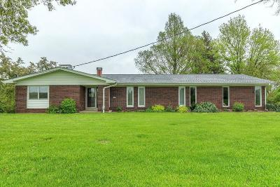 Florissant Single Family Home Active Under Contract: 14707 Sinks Rd