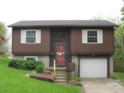 Alton Single Family Home For Sale: 3433 Meridocia Street