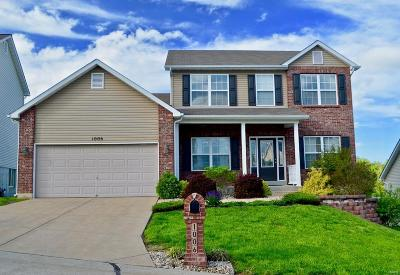 Single Family Home Active Under Contract: 1006 Shadow Pine Drive