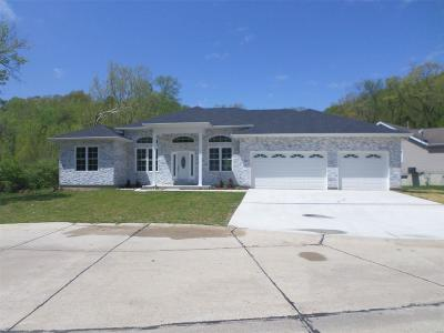 Single Family Home For Sale: 2393 Fairway