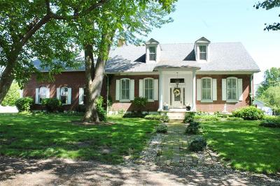 Millstadt Single Family Home For Sale: 339 East Mill Street