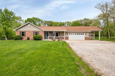 Lincoln County Single Family Home For Sale: 265 Hickory Farms Drive