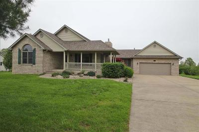 Brighton Single Family Home For Sale: 31724 Springman Court