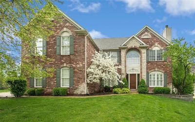 Wildwood Single Family Home For Sale: 2703 Wynncrest Manor Drive