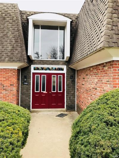 Collinsville Condo/Townhouse Active Under Contract: 1049 Lafayette