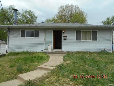 Affton Single Family Home For Sale: 7725 Clevedon Street