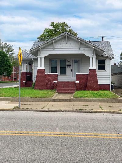 Wood River Single Family Home For Sale: 403 East Ferguson Avenue