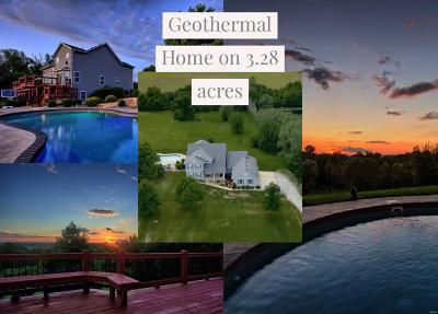 Edwardsville Single Family Home For Sale: 7391 Jerusalem