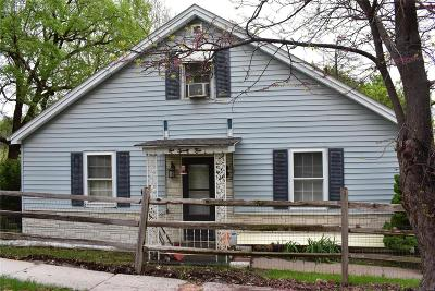 Hannibal MO Single Family Home For Sale: $48,000