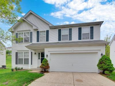 Maryland Heights Single Family Home Active Under Contract: 421 Coventry Trail Lane