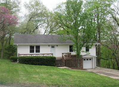Hannibal MO Single Family Home For Sale: $149,900