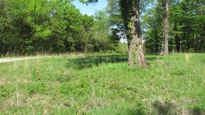 Madison County, Jefferson County, St Francois County Residential Lots & Land For Sale: Wild Turkey