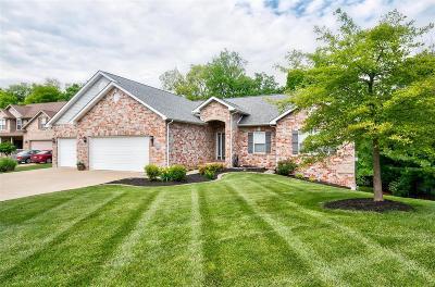 O'fallon Single Family Home For Sale: 1327 Rainfield Gardens Court