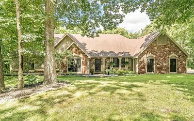 Wildwood Single Family Home For Sale: 19157 Old Logging Road