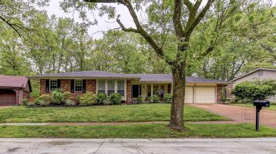 Manchester Single Family Home For Sale: 715 Inglestone Court