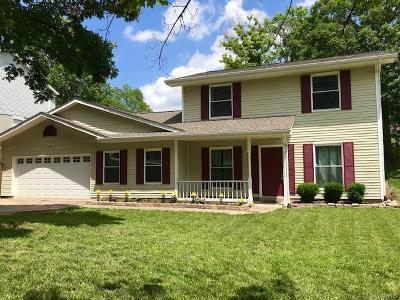 O'Fallon Single Family Home For Sale: 720 Seib Drive