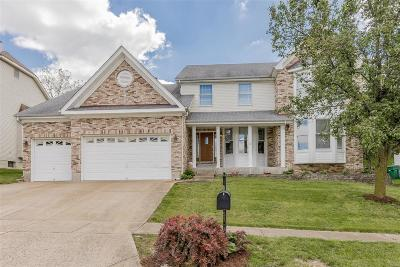 Single Family Home For Sale: 13420 Garden Circle Court