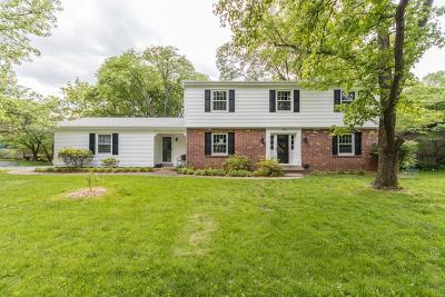 Des Peres Single Family Home For Sale: 12930 Briar Fork Road