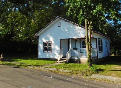 Franklin County Single Family Home For Sale: 25 Crockett Street