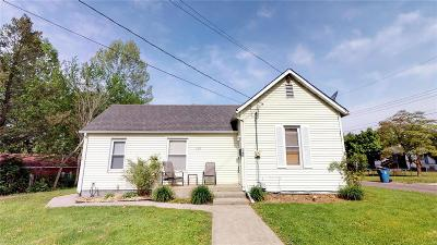 Troy IL Single Family Home Active Under Contract: $95,000