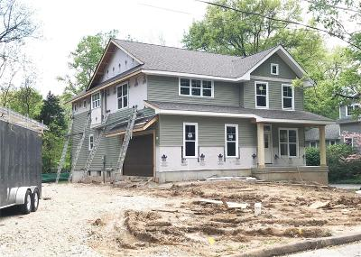 Webster Groves New Construction For Sale: 424 South Park Avenue