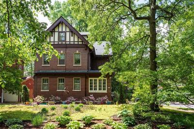 St Louis Single Family Home For Sale: 6374 Pershing Avenue