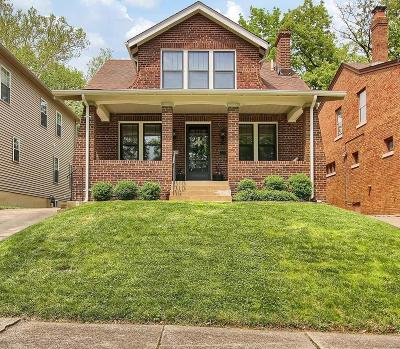 Single Family Home For Sale: 7443 Amherst Avenue