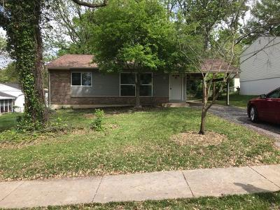 Maryland Heights Single Family Home For Sale: 2750 Arrow Heights Drive