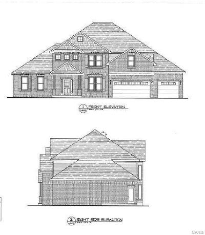 Columbia New Construction For Sale: 1603 Shadow Ridge