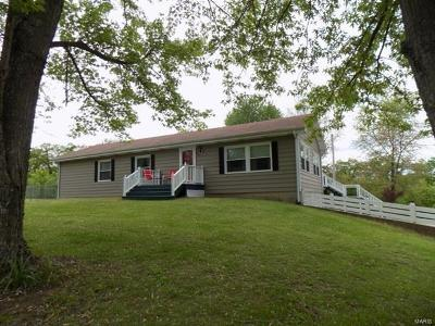 Franklin County Single Family Home Active Under Contract: 6715 Highway Bb