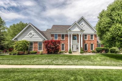 Wildwood Single Family Home For Sale: 1647 Highland Valley Circle