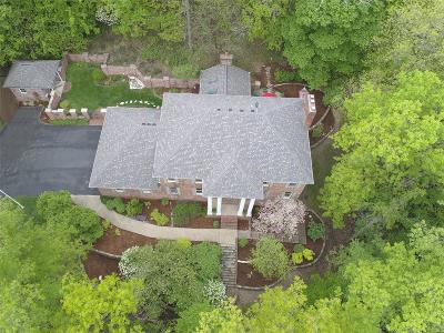 St Louis County Single Family Home For Sale: 2329 Brookhollow