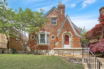 St Louis City County Single Family Home For Sale: 6643 Winona Avenue