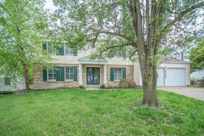 Chesterfield Single Family Home For Sale: 15580 Country Ridge Drive
